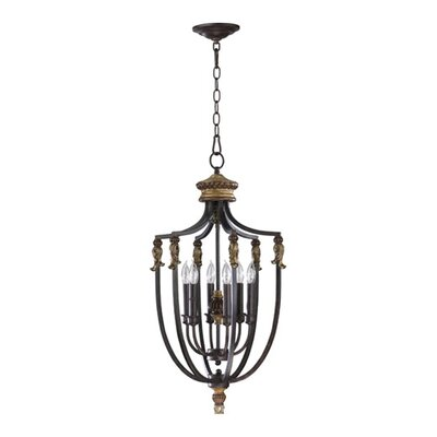 Capella Foyer Pendant Size: Large