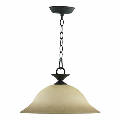 Coventry 1-Light Pendant Finish: Toasted Sienna