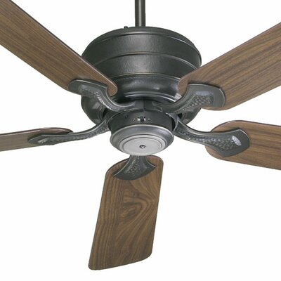 52 Hanover 5-Blade Ceiling Fan Finish: Old World