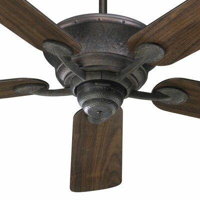 52 Liberty 5-Blade Ceiling Fan Finish: Toasted Sienna with Toasted Sienna/Walnut Blades