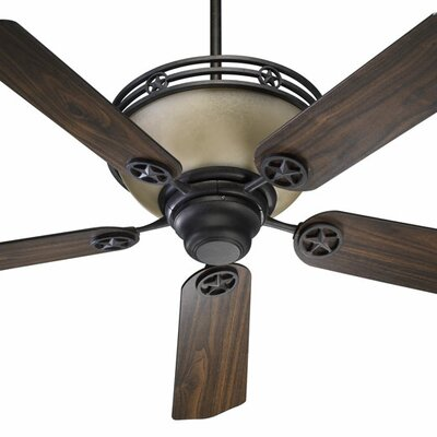 52 Lone Star 5-Blade Ceiling Fan with Remote