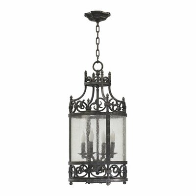 Lorenco Entry Foyer Pendant Size: Small