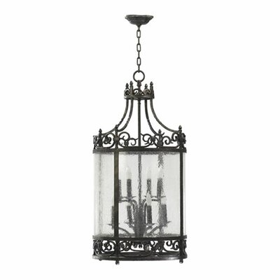 Lorenco Entry Foyer Pendant Size: Large