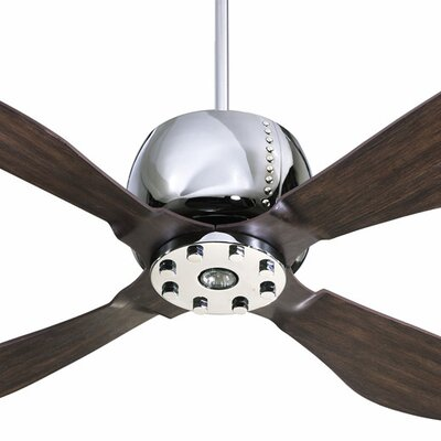 52 Elica 4-Blade Ceiling Fan with Remote