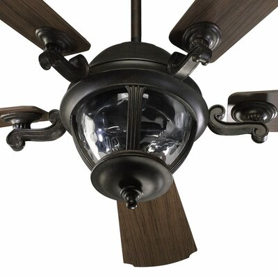 52 Westbrook 5-Blade Patio Ceiling Fan with Remote