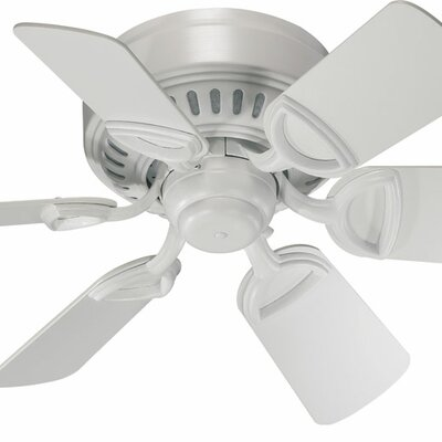 30 Medallion 6-Blade Ceiling Fan