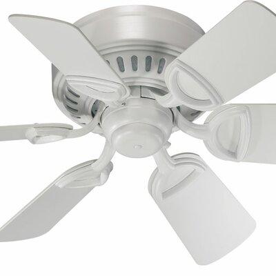 30 Medallion 6-Blade Ceiling Fan