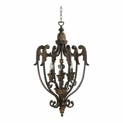 Mcfarlin 6-Light Foyer Pendant