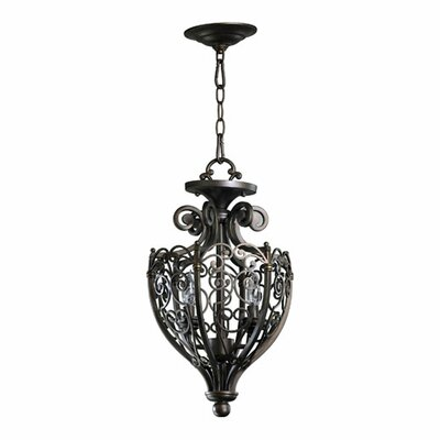 Marcela Foyer Pendant Size: Small