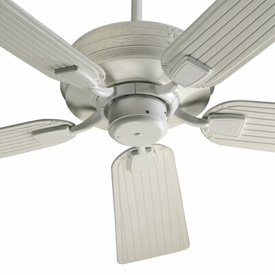 56 Marsden 5 Blade Patio Ceiling Fan with optional Remote
