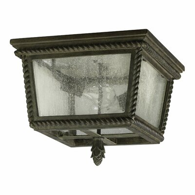 Rochelle 2-Light Flush Mount