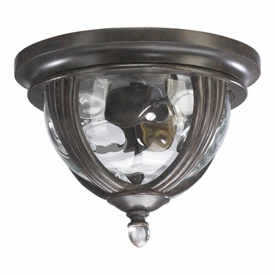 Sloane 2-Light Flush Mount