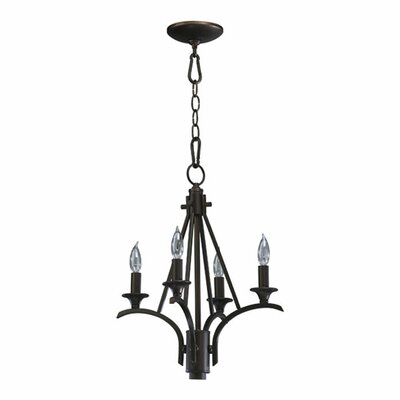 Winslet 4-Light Candle-Style Chandelier
