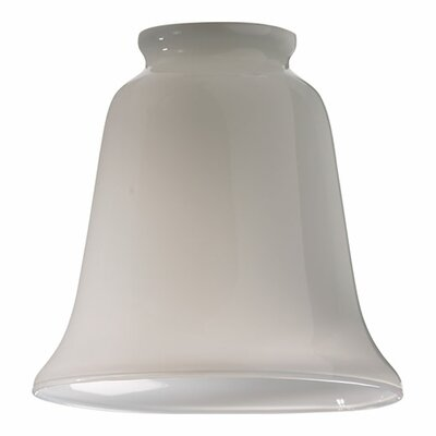 Opal 5 Glass Bell Pendant Shade