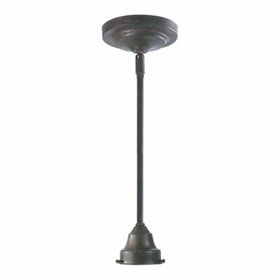 1-Light Pendant Finish: Toasted Sienna