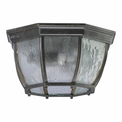 Baltic 2-Light Flush Mount