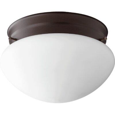 1-Light Flush Mount