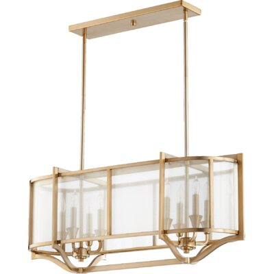 Highline 8-Light Kitchen Island Pendant