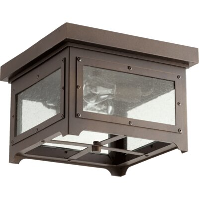 Riverdale 2-Light Flush Mount