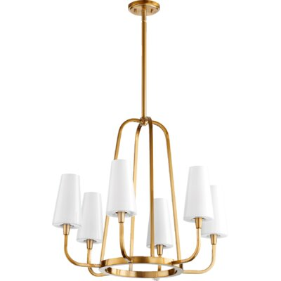 Highline 6-Light Candle-Style Chandelier