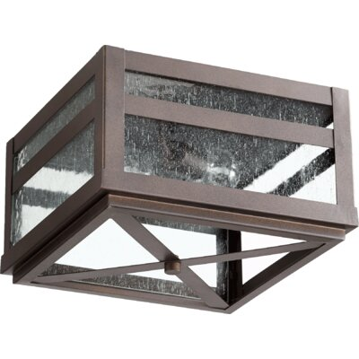 Clermont 2-Light Flush Mount