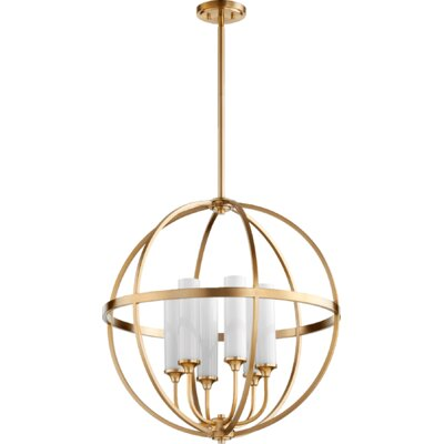 Highline 6-Light Globe Pendant