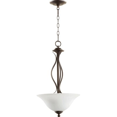 Spencer 3-Light Bowl Pendant