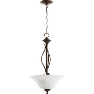 Spencer 3-Light Bowl Pendant