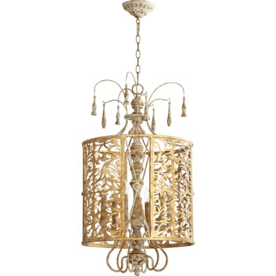 Leduc 6-Light Foyer Pendant