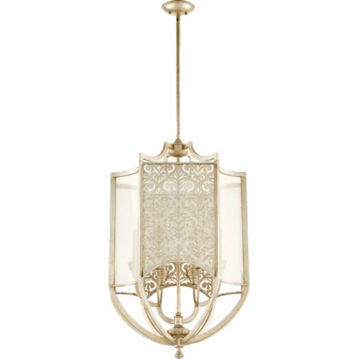 Bastille 6-Light Foyer Pendant