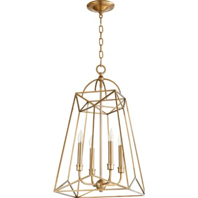 Clarkson 4-Light Foyer Pendant