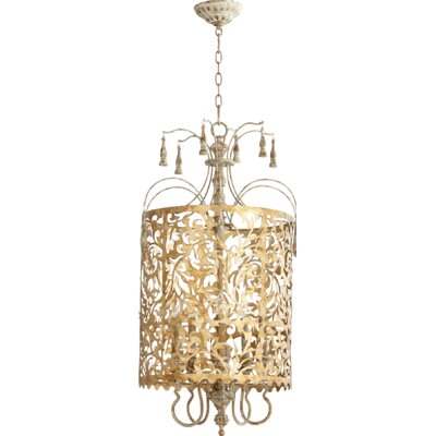 Leduc 5-Light Foyer Pendant