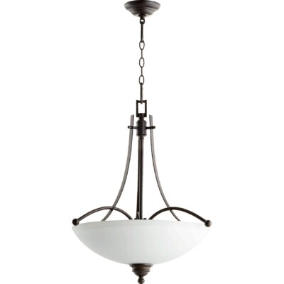Eastchester 4-Light Bowl Pendant