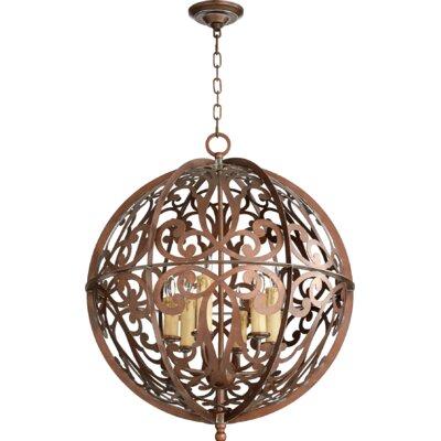 Montgomery 6-Light Globe Pendant