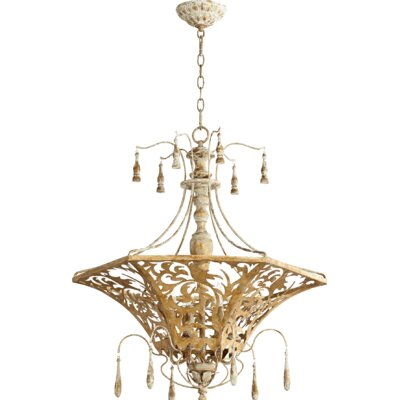 Leduc 6-Light Inverted Pendant