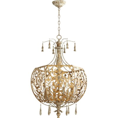 Leduc 6-Light Bowl Pendant
