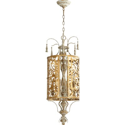 Leduc 4-Light Foyer Pendant