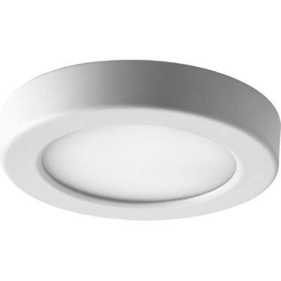 1-Light Flush Mount Finish: Studio White