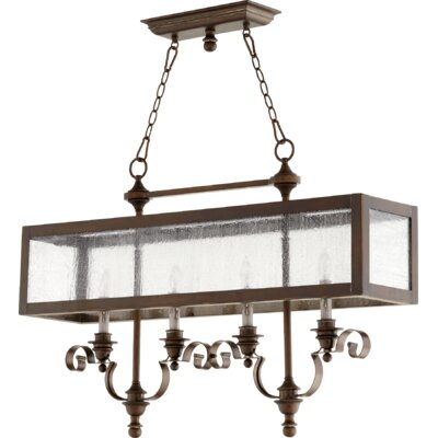 Champlain 4-Light Kitchen Island Pendant