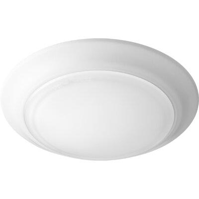 1-Light Flush Mount Finish: Studio White