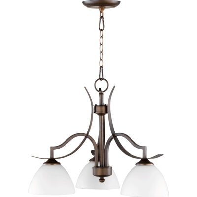 Atwood 3-Light Kitchen Island Pendant