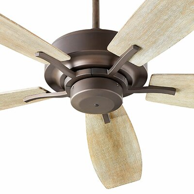 52 SOHO 5-Blade Ceiling Fan Finish: Oiled Bronze