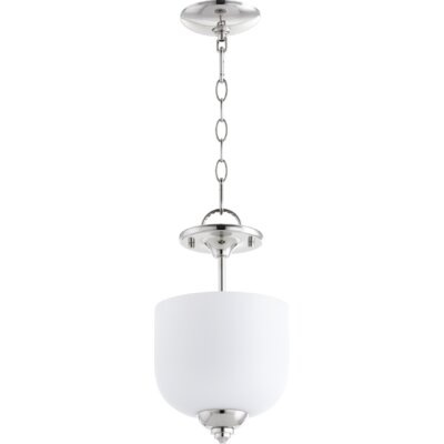 Richmond 3-Light Mini Pendant Finish: Polished Nickel