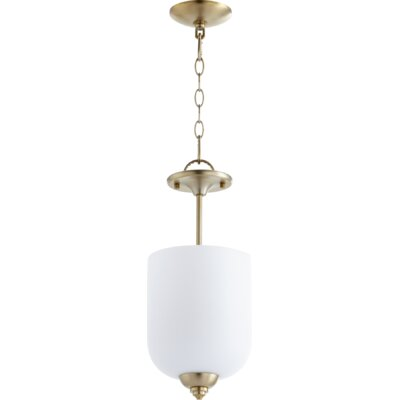 Richmond 3-Light Mini Pendant Finish: Aged Brass