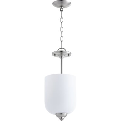 Richmond 3-Light Mini Pendant Finish: Satin Nickel