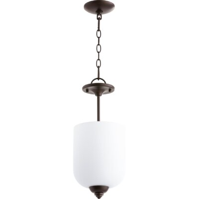 Richmond 3-Light Mini Pendant Finish: Oiled Bronze