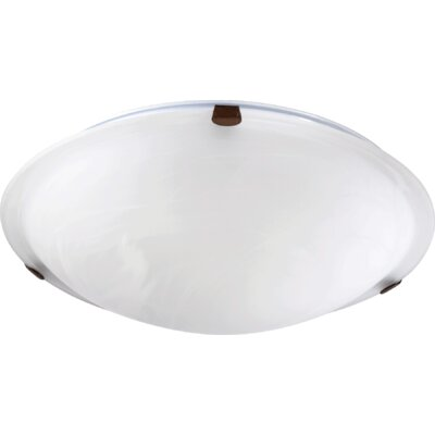 Alesia 3-Light Flush Mount