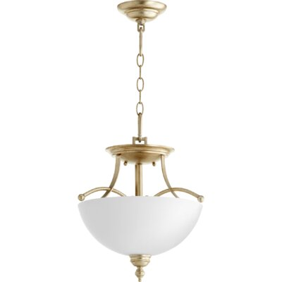 Eastchester 2-Light Bowl Pendant