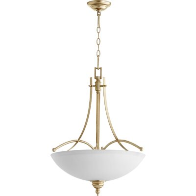 Eastchester Traditional 4-Light Bowl Pendant