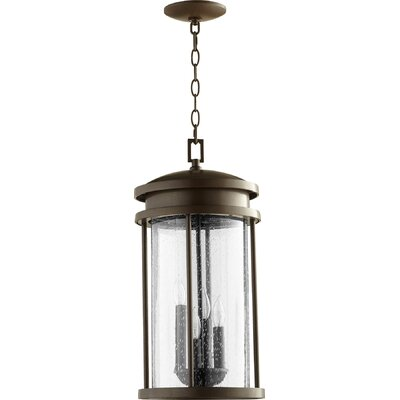 Southold 4-Light Foyer Pendant Finish: Oiled Bronze